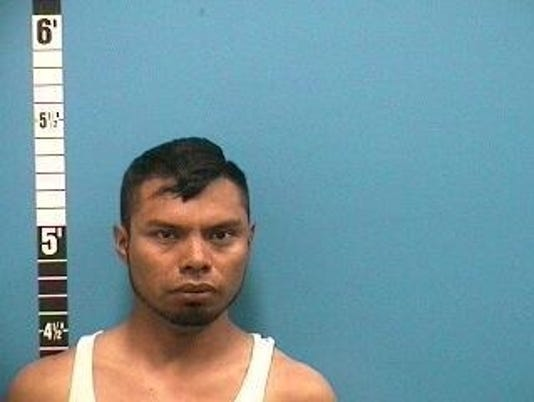 Mario Mendoza-Garcia was arrested on a aggravated assault and multiple counts of lewd or lascivious battery on Monday.
