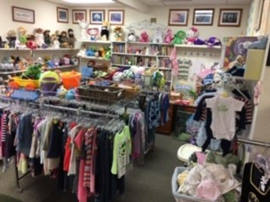 The Children's Department is extensive and very inexpensive.
