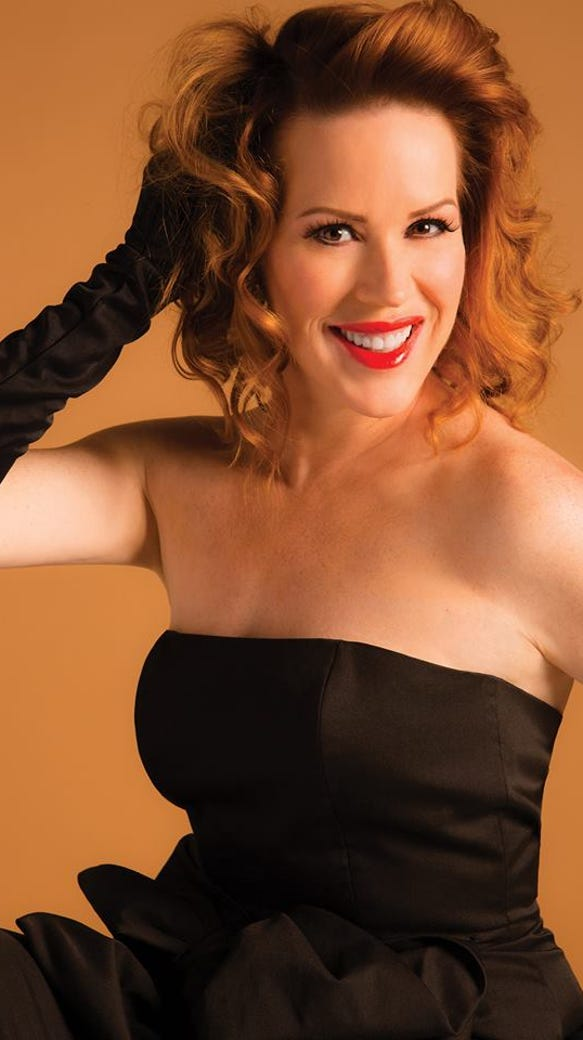 Molly Ringwald's Admiral Theatre appearance moves from
