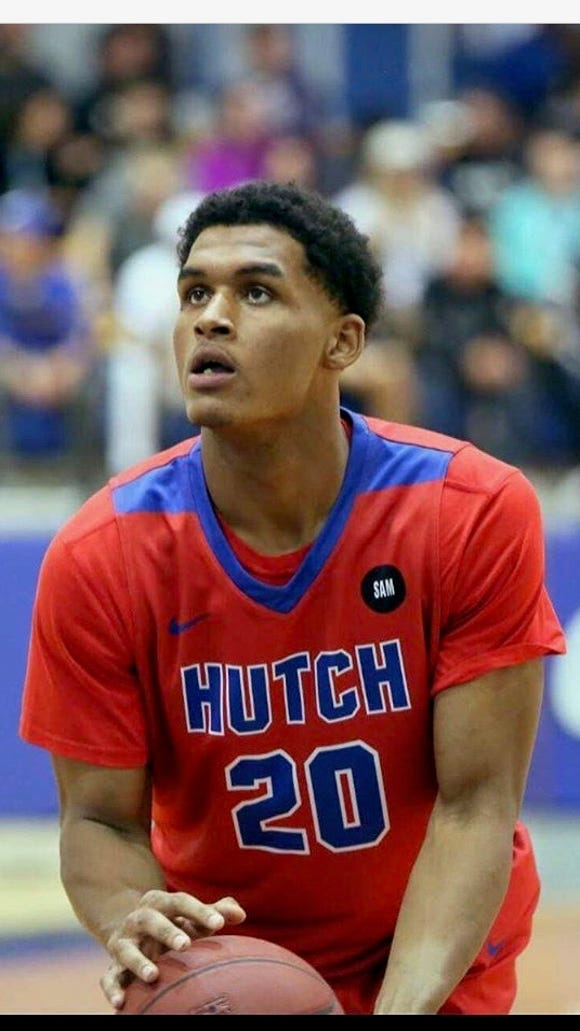 Kai Mitchell, who starred at Spring Valley High School,