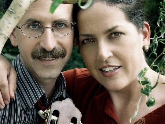 Guitar duo Newman & Oliman