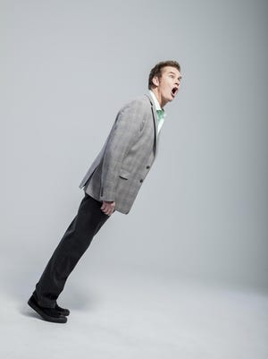 Stand up comedian Brian Regan will perform July 9 at the Elsinore Theatre.
