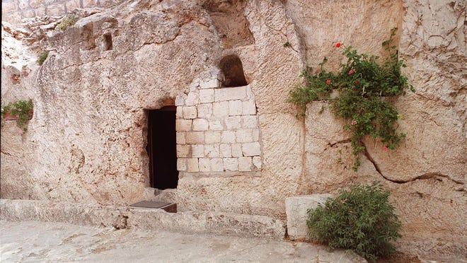 Garden Tomb of Jesus Christ.