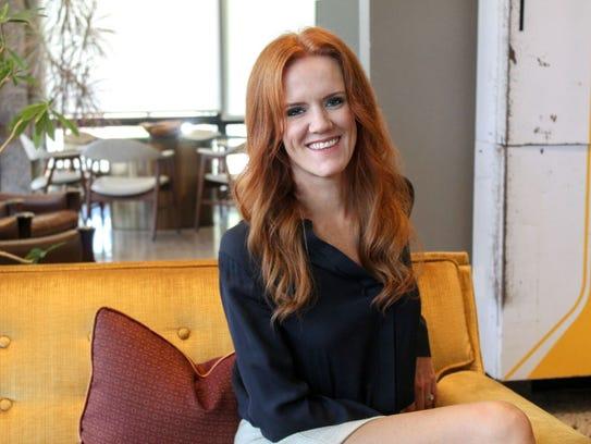 Lauren Bailey, Upward's co-founder and CEO.