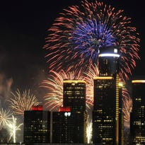 GM River Days, Ford Fireworks to light up Detroit