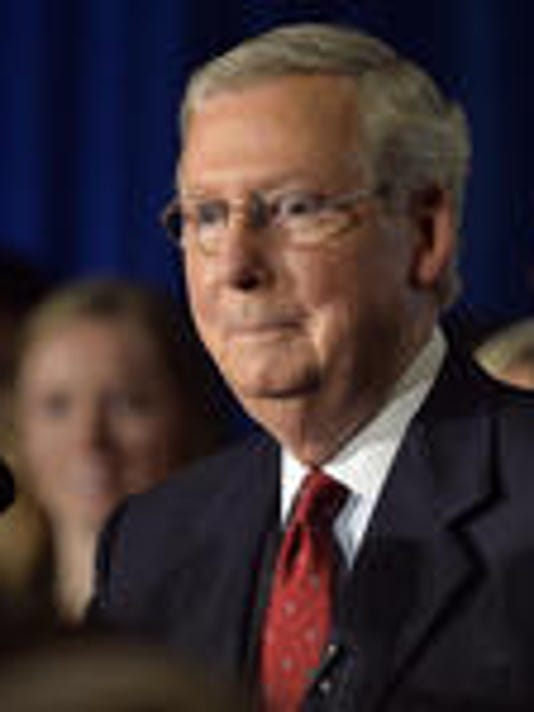 Mitch McConnell photo