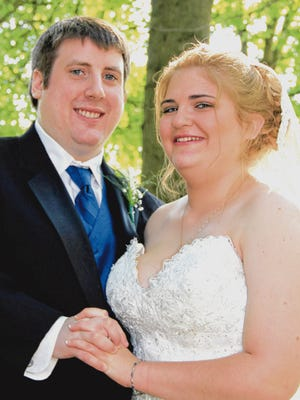 Sarah Ashley Whitcomb and Kyle Alexander Bedard