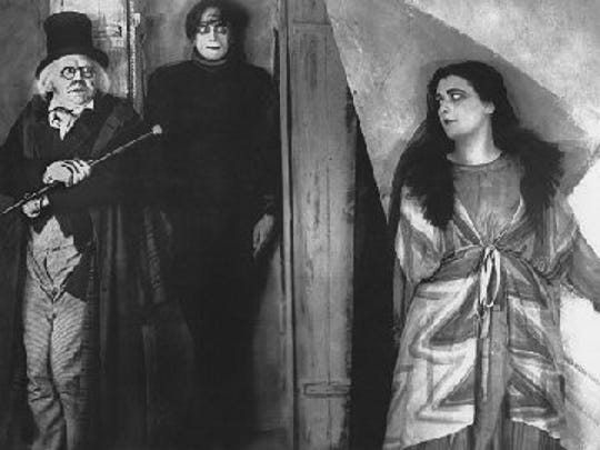 Black is Lava will perform music to the film 'The Cabinet of Dr. Caligari.'