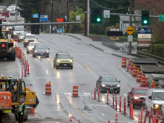 Traffic is already a headache on Tremont Street in Port Orchard. And it's about to get worse.