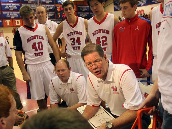 Look back at the most successful high school boys basketball coaches in Arizona history. Coaches listed in order of state championships.