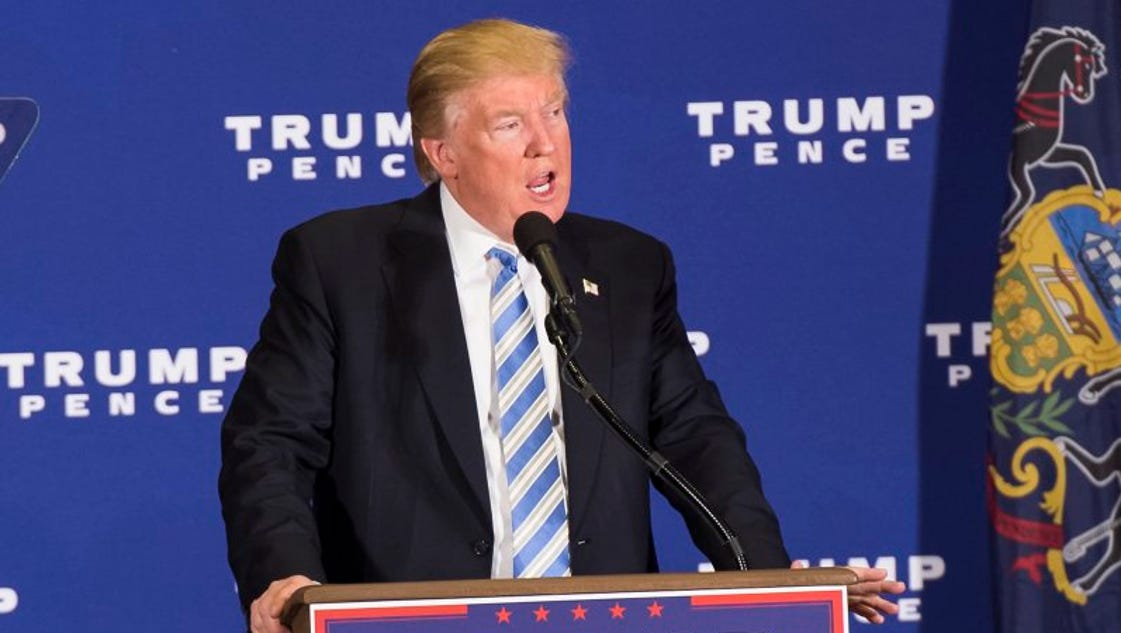 ... All of these liars will be sued': Trump on claims of sexual misconduct