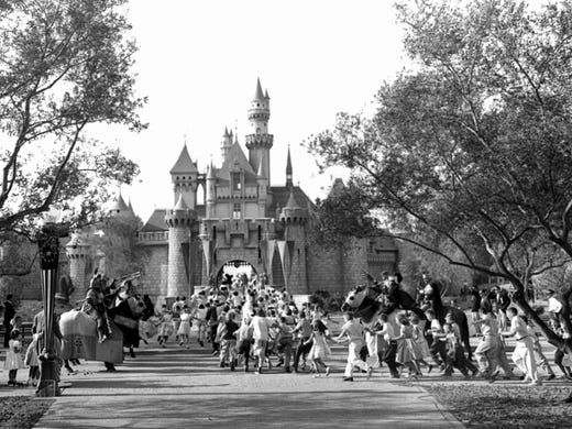 Disneyland's 'Hatbox Ghost' mystery solved