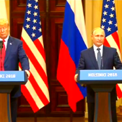 President Donald Trump and Russian President Vladimir Putin met for a summit Monday in Helsinki. Here's how people reacted.