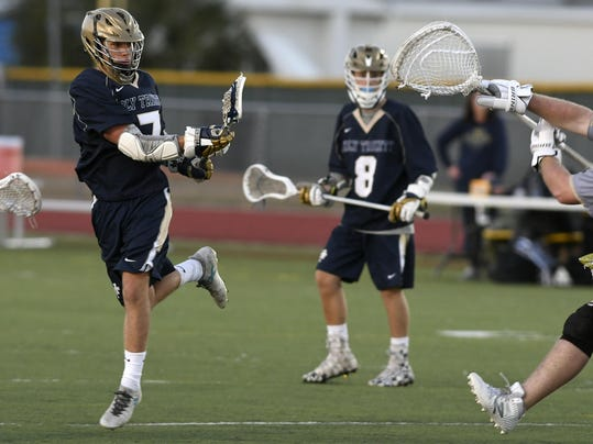 High School Lacrosse: Melbourne Central Catholic at Holy Trinity
