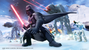 Darth Vader in a scene from the Disney Infinity 3.0