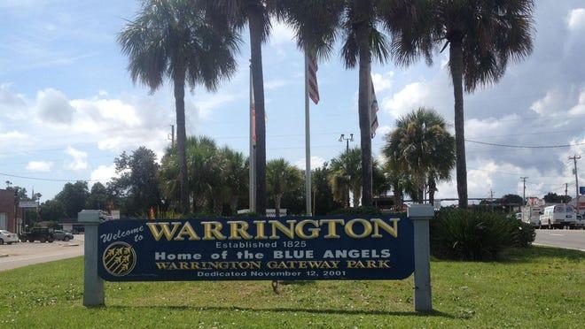 Welcome to Warrington.