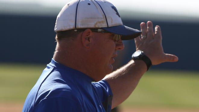 Windthorst coach Scott Belcher