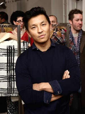 Prabal Gurung won't say which stars he'll be dressing for the Oscars.