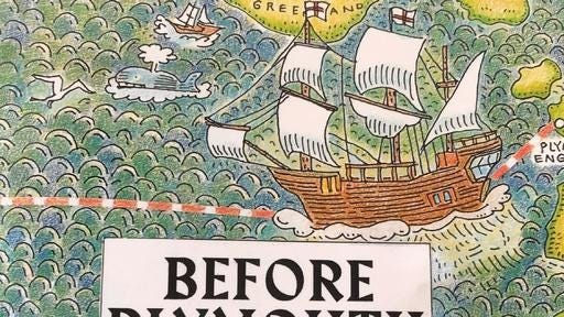 Since what seems time eternal, we've all believed that the Pilgrims first landed in Plymouth. But they did not. Actually, the Mayflower landed right  in the area known as Provincetown first.