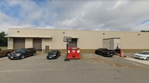 An Amazon warehouse is proposed for 100 Industrial Park Dr. in Hingham.