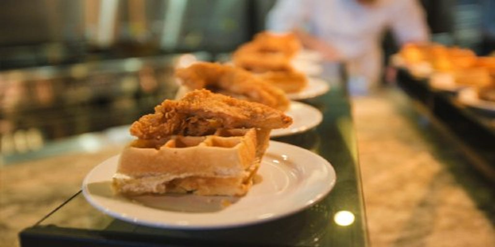 chick fil a chicken and waffles 2020