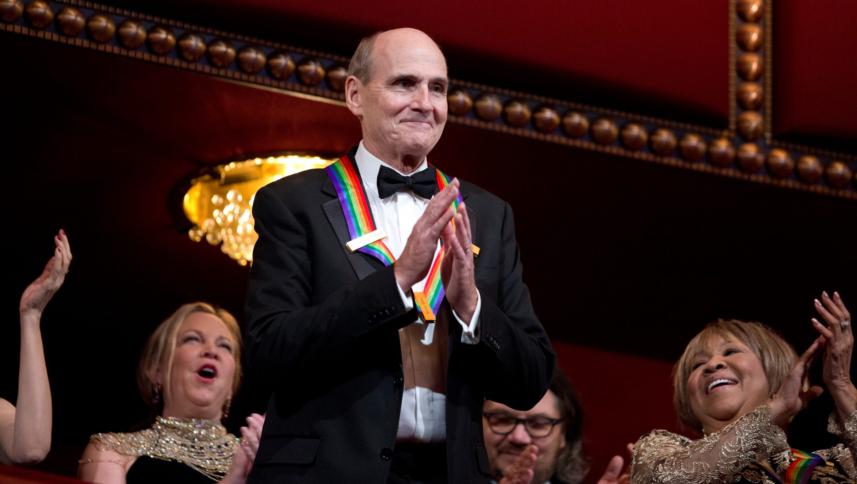 Nielsens: 'Kennedy Center Honors' up, 'New Year's Rockin ...