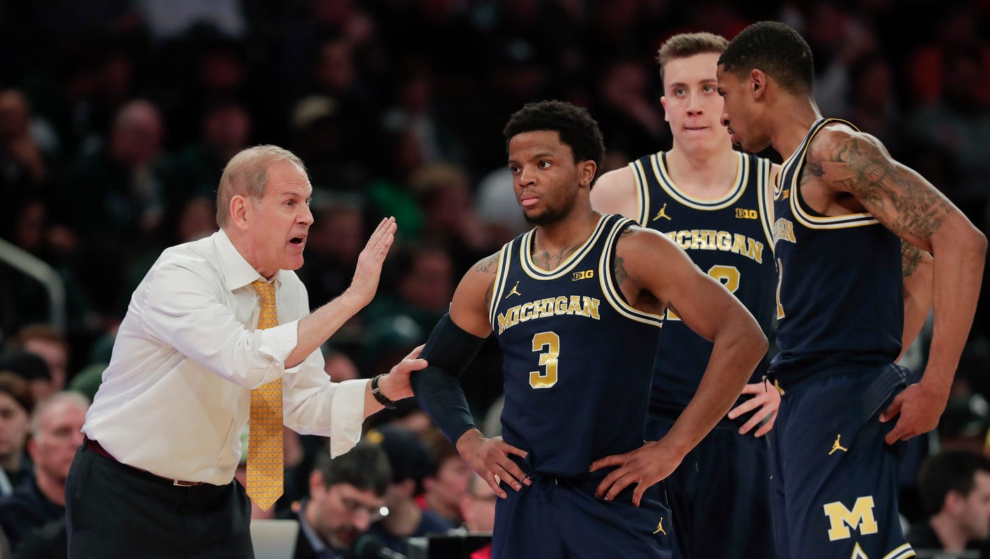 Live updates: Michigan vs. Purdue in Big Ten tournament