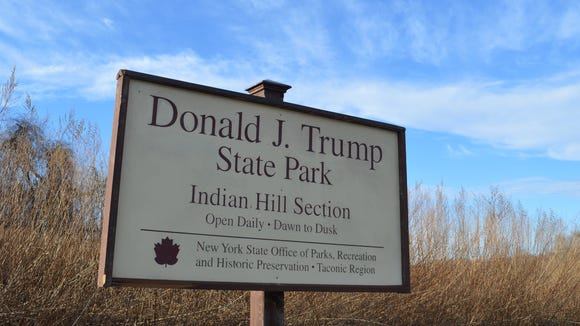 Donald J. Trump State Park sprawls over 282 acres atop