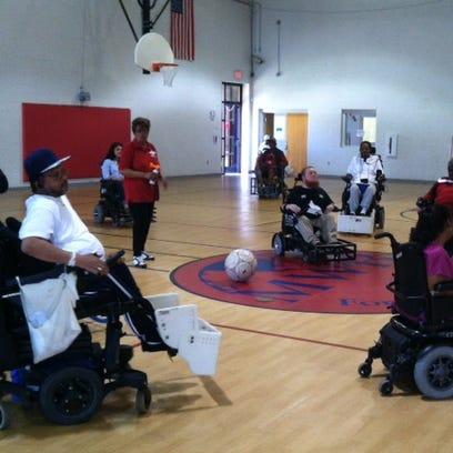 Power Soccer at Fort Monroe Community Center