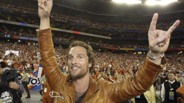 UT students had priceless reactions to Matthew McConaughey giving Longhorns safe rides home