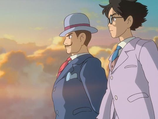 Film Review The Wind Rises