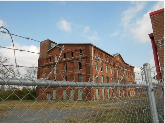 Condos or office space eyed for Civil War-era tobacco warehouse