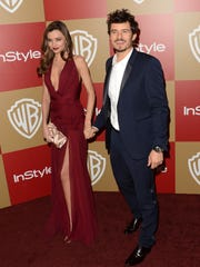 Orlando Bloom Miranda Kerr Split