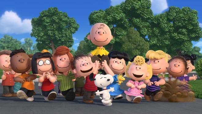 Charlie Brown and the 'Peanuts' gang are back in 'The Peanuts Movie.'