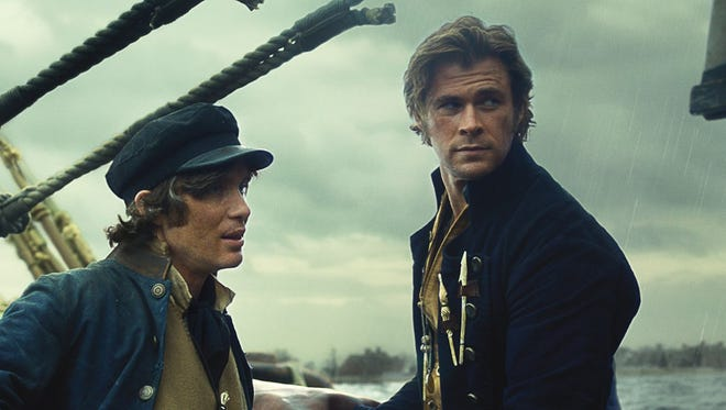 """Cillian Murphy and Chris Hemsworth in """"In the Heart of the Sea."""" (Warner Bros. Entertainment Inc.)"""