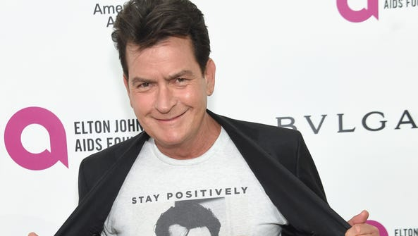 Charlie Sheen says his HIV viral load is undetectable