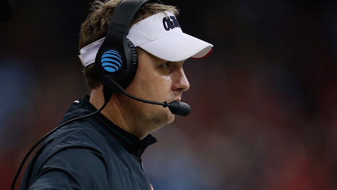 Ole Miss head coach Hugh Freeze is 2-2 in four games against LSU.