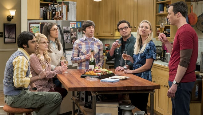 """Fans will have only have a little while longer to see """"The Big Bang Theory"""" gang together after CBS, Warner Bros. Television and Chuck Lorre Productions announced the hit comedy will end at the conclusion of Season 12 in May."""