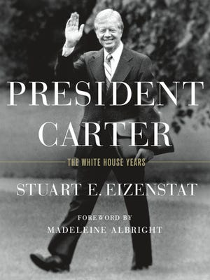 """President Carter: The White House Years"" by: Stuart E. Eizenstat"