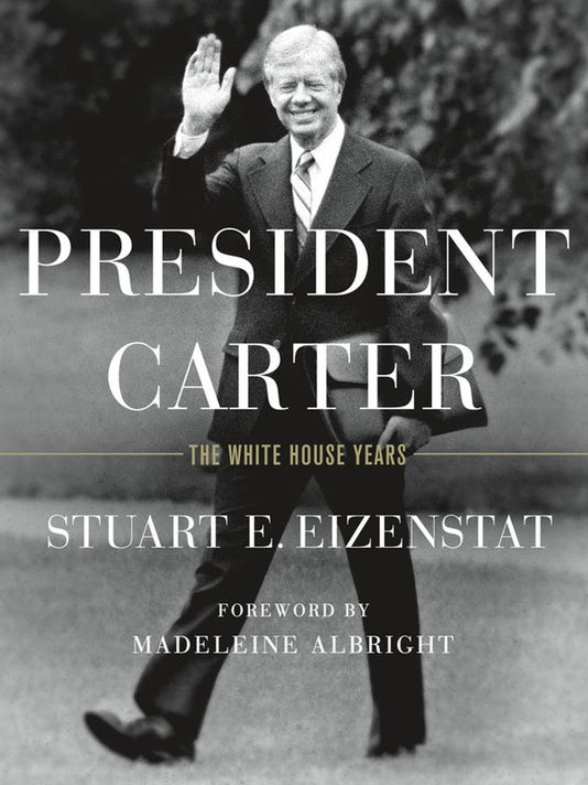 Review: 'President Carter: The White House Years'