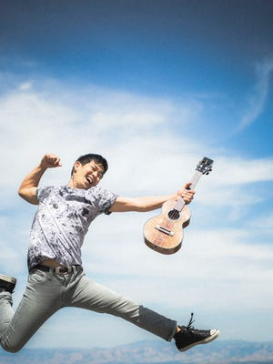 """Ukulele great Jake Shimabukuro is one of """"Mitch's Picks"""" among the programs going on sale Tuesday as part of the McCallum Theatre's subscription series"""