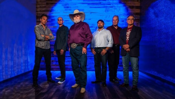 Charlie Daniels Band headlines Celebrate Anderson on Sunday