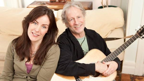 Terry Burns and Ron Kristy will perform a dual holiday show/album release at the Unitarian Church of Ithaca on Friday.