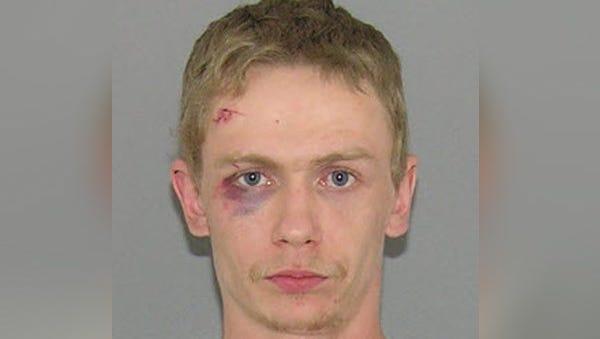 James Klinefelter, 24.