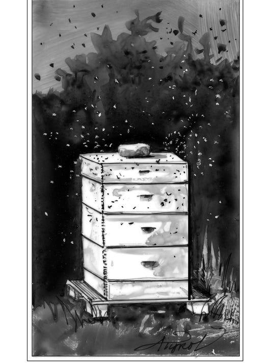 TOS_Honeybee_Hive