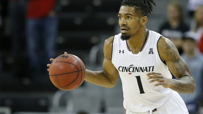 Cincinnati Bearcats wing Jacob Evans III is among the top options to be the team's go-to player.