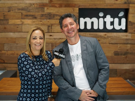Beatriz Acevedo and Doug Grieff founded MiTu Network