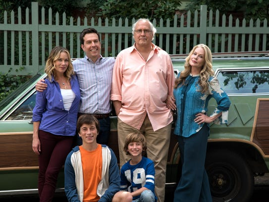 After 1983's 'National Lampoon's Vacation,' a grown-up