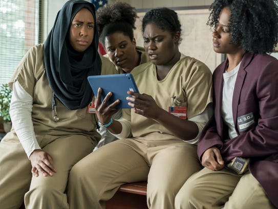 'Orange Is The New Black' returns for a fifth season
