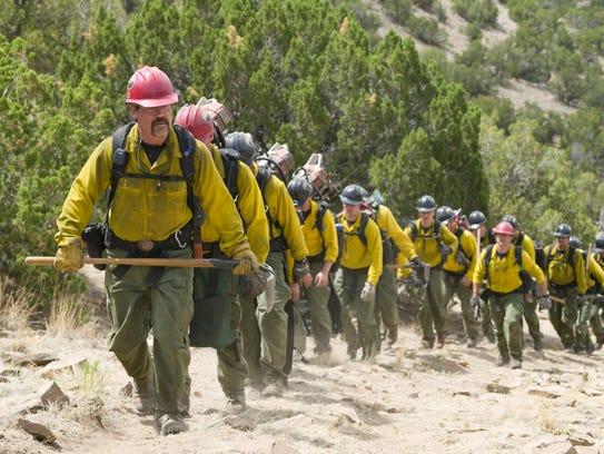 Supervisor Eric Marsh (Josh Brolin) leads the Granite